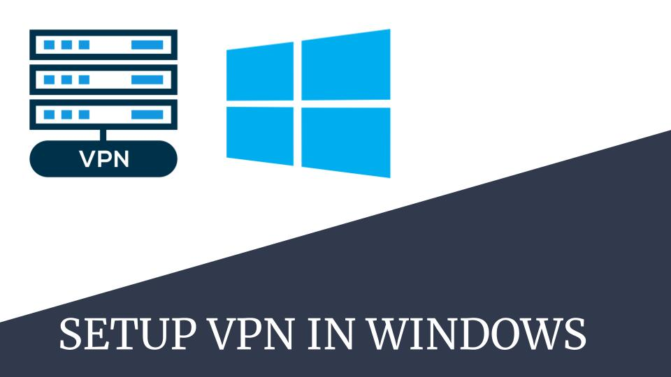 How To Open Port 1723 For Vpn